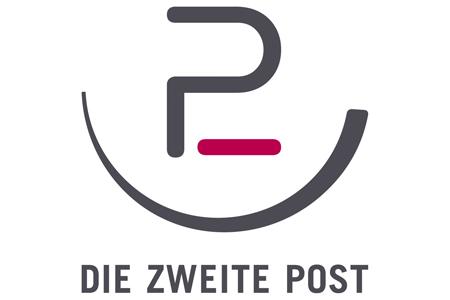 Die zweite Post Logo
